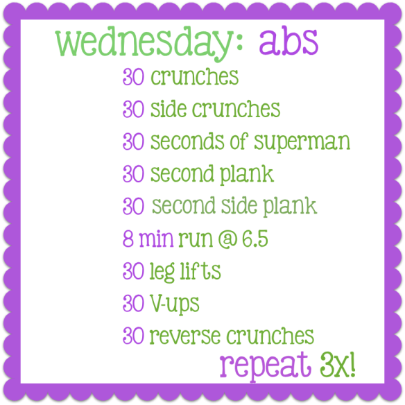 wednesday circuit abs